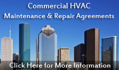 Commercial HVAC Maintenance and Repair Agreements